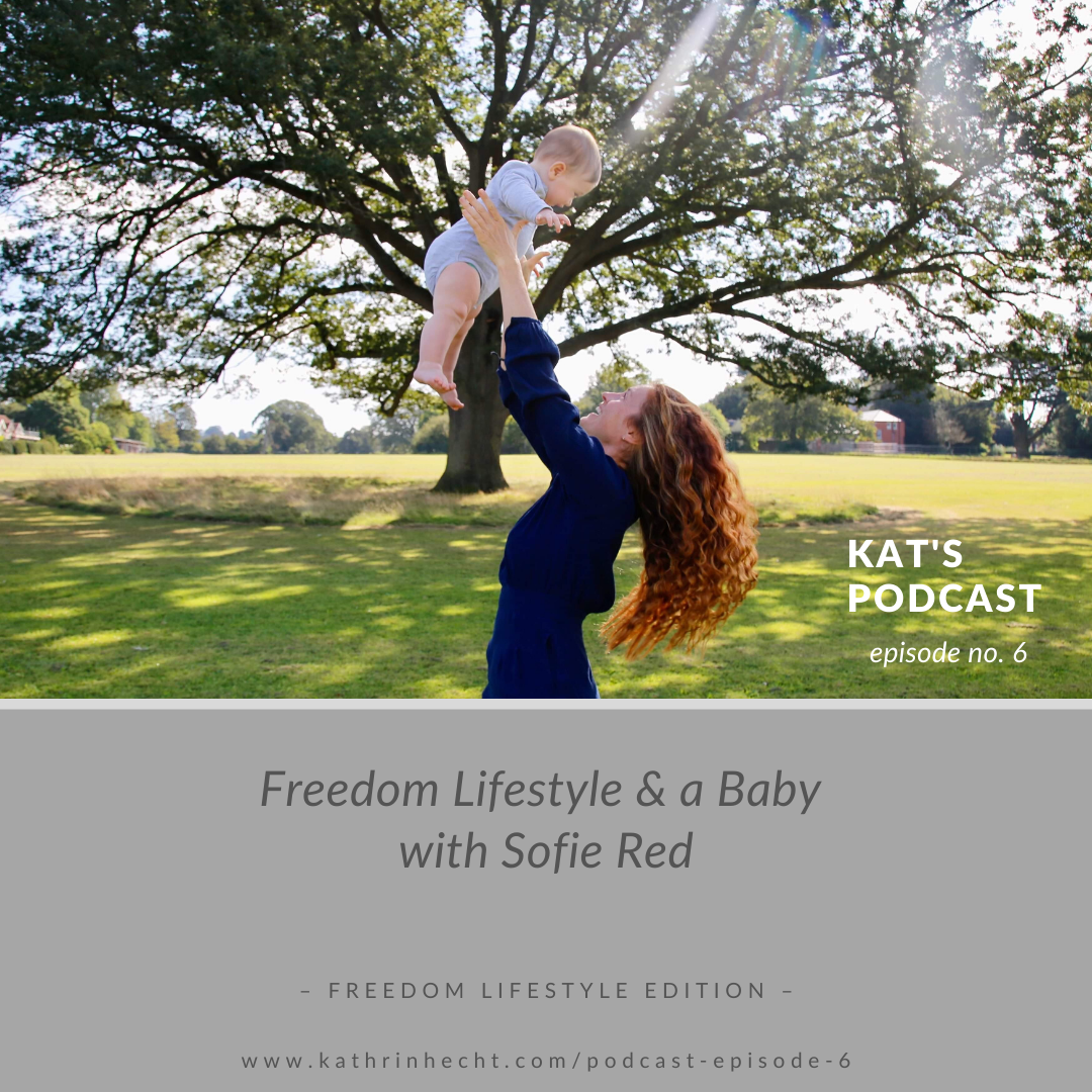 podcast guest Sofie Red