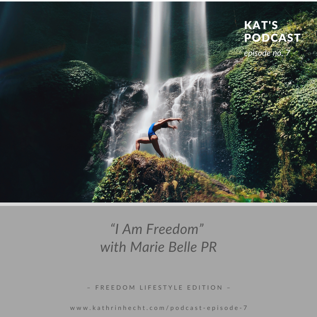 podcast guest Marie Belle PR