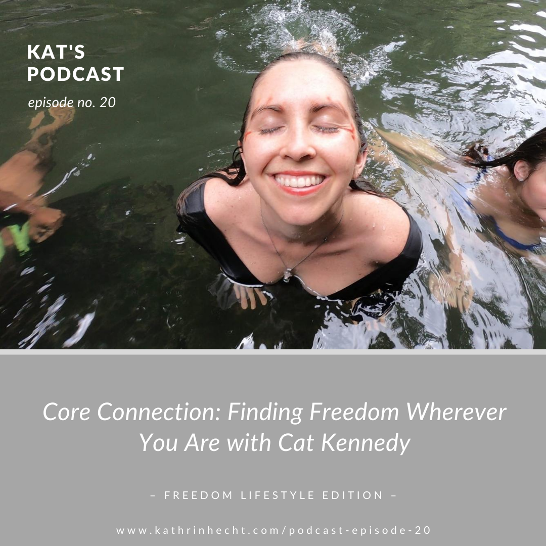 podcast guest Catherine Kennedy