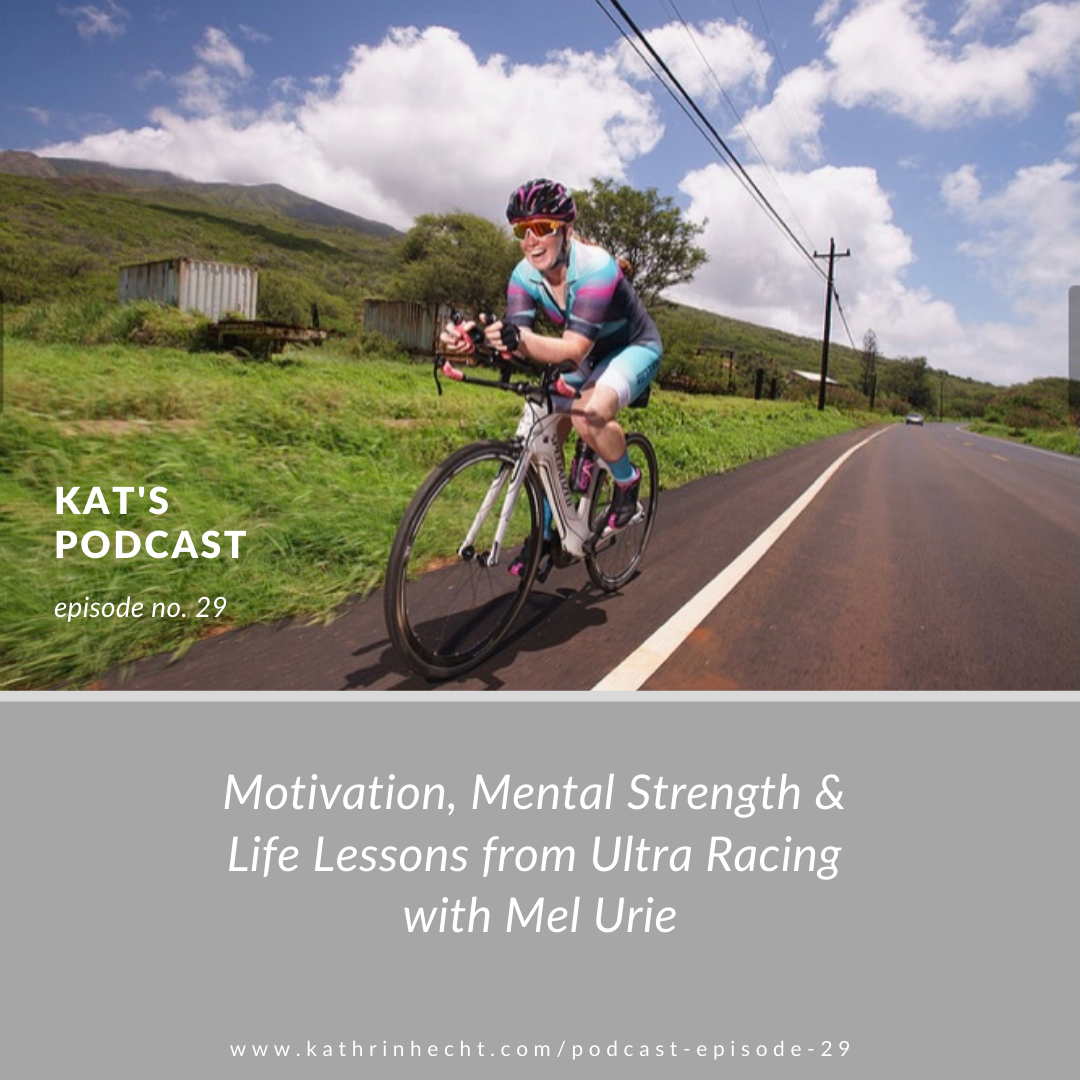 podcast guest Mel Urie